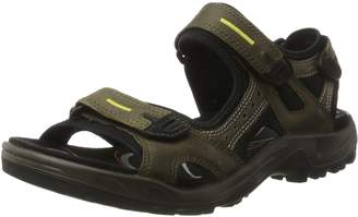 Ecco Shoes Men's Offroad Yucatan Sport Sandals