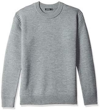 J. Lindeberg Men's Drop Shoulder Merino Sweater