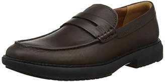 FitFlop Men's Irving Boat Shoes, (Chocolate Brown 167), 9 (43 EU)