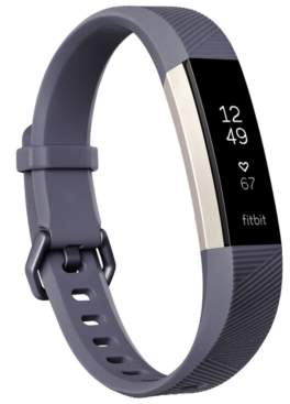 Fitbit Alta Heart Rate Wristband Smart Watch 16mm