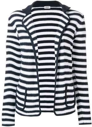 Liu Jo knit striped blazer