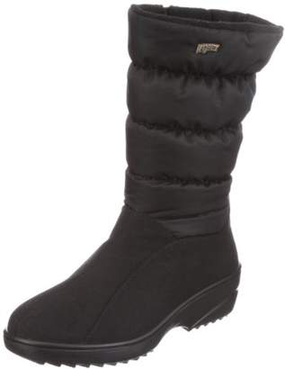 Florett Women's Kitty Snow Boots Black Size: