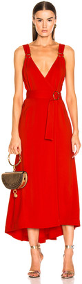 A.L.C. Haley Dress in Poppy | FWRD