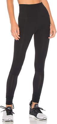 Beyond Yoga True Stripes Shirred Adjustable Legging