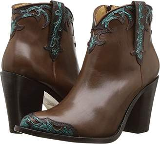 Lucchese Bootmaker Women's Bethany Ankle Boot