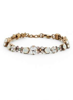 Sorrelli Well Rounded Crystal Bracelet