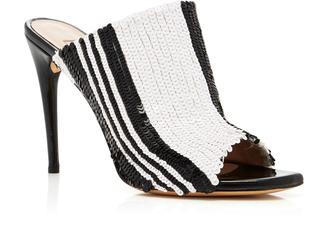 SemSem M'O Exclusive Rafah Sequin Shoe