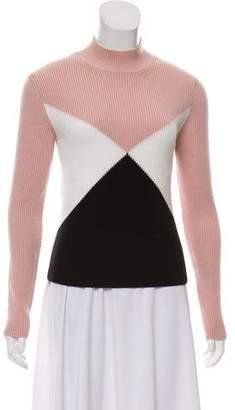 Valentino Wool Long Sleeve Sweater