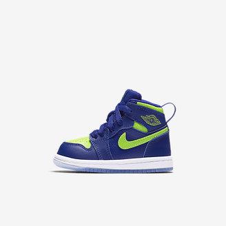 Air Jordan 1 Retro High Infant/Toddler Shoe $50 thestylecure.com