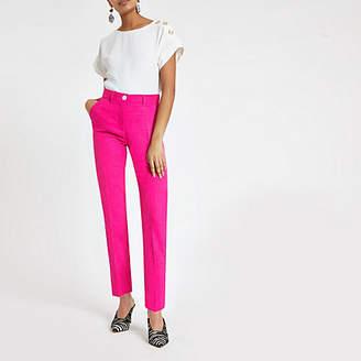 River Island Pink cigarette pants