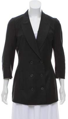 Alexander Wang Tailored Double-Breasted Blazer