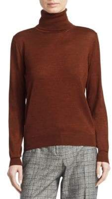 Loro Piana Dolce Vita Bray Cashmere Turtleneck Sweater
