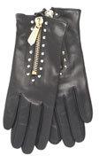 MICHAEL Michael Kors Astor Zipper Gloves