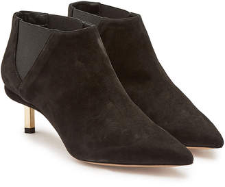 Nicholas Kirkwood Polly Suede Ankle Boots
