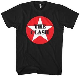 FEA Rockabilia Clash Star Logo T-shirt