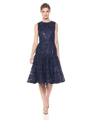 Carmen Marc Valvo Women's Cocktail Dress