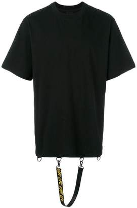 D By D strap detail T-shirt
