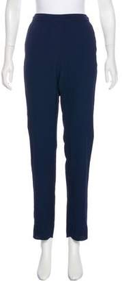 Giada Forte Mid-Rise Straight-Leg Pants