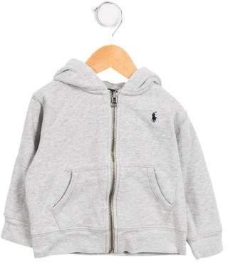 Polo Ralph Lauren Boys' Zip-Up Hooded Sweatshirt