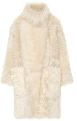 Petar Petrov Arlette shearling coat