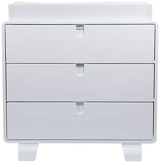 Bloom Retro Dresser, Coconut White