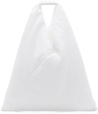 MM6 MAISON MARGIELA White Padded Tote