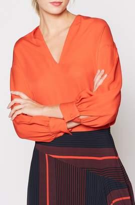 Joie Ninarika Silk Top