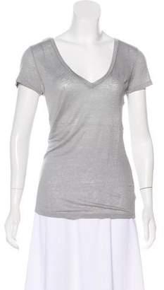 Calypso Short Sleeve V-Neck T-Shirt