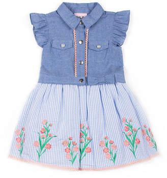cdd8a9acfe Little Lass Short Sleeve Tutu Dress Girls