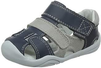 pediped Boys' Josua Closed Toe Sandals,3 Child UK 19 EU