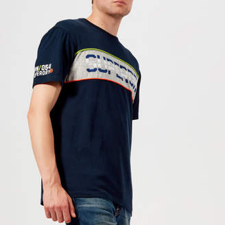 Superdry Men's Retro Stripe Box Fit T-Shirt