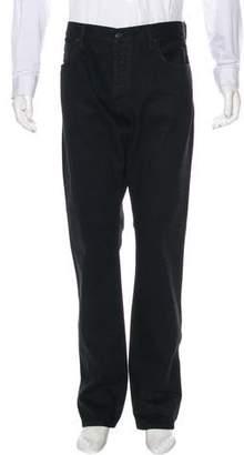 Tom Ford Five-Pocket Straight-Leg Jeans