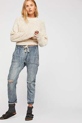 One Teaspoon Oneteaspoon OneTeaspoon Shabbies Drawstring Boyfriend Jeans