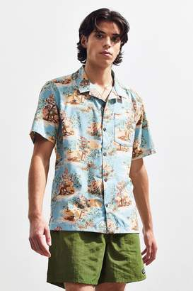 Patagonia Stretch Planing Hybrid Short Sleeve Button-Down Shirt