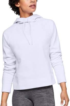 Under Armour Women's Fleece Slouchy-Neck Hoodie