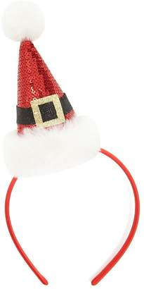 Forever 21 Santa Suit Headband