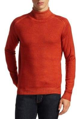 Etro Knitted Turtleneck Sweater