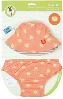 Lassig Bucket Hat & Swim Diaper Cover Set