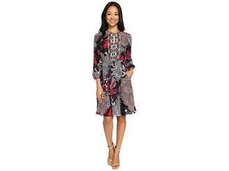 Donna Morgan Printed Dress Women's Dress