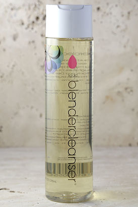 Beautyblender Liquid Blendercleanser 10 oz. $30 thestylecure.com
