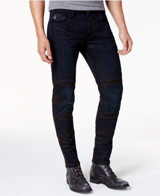 G Star Men's Motac Deconstructed Moto Jeans