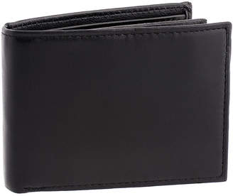 STAFFORD Men's Stafford Leather RFID Slim-Fold Wallet