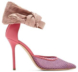 Malone Souliers By Roy Luwolt - X Emanuel Ungaro Elle Pumps - Womens - Pink Multi