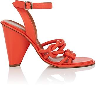 Derek Lam Women's Nuru Leather Ankle-Strap Sandals