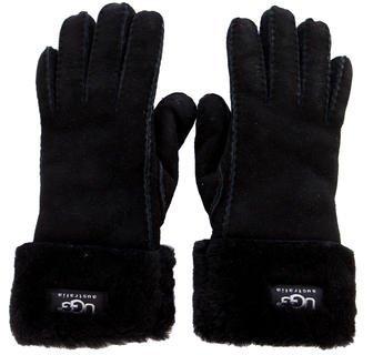 UGGUGG Australia Shearling Suede Gloves