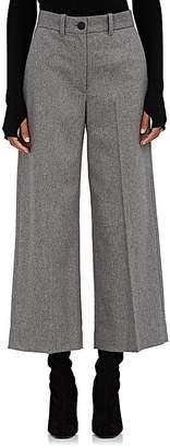 Rag & Bone WOMEN'S CRANE WOOL-BLEND WIDE-LEG PANTS