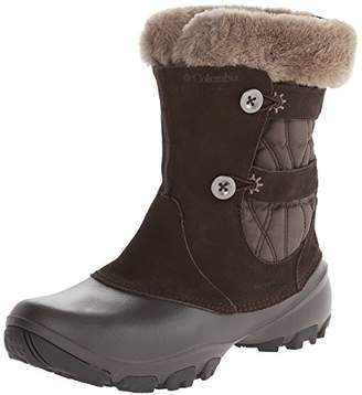 Columbia Women's Sierra Summette IV Slip Winter Boot