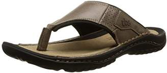 TBS Men's Cartag Open-Toe Sandals Brown Size: