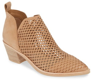 Dolce Vita Sher Perforated Bootie