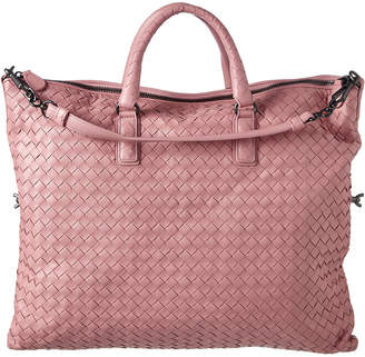 Bottega Veneta Medium Convertible Intrecciato Nappa Leather Shoulder Bag